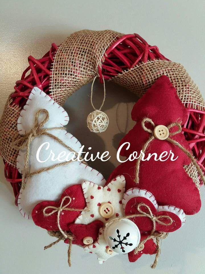 Diy Christmas Wreaths 31 - 39+ Of The Best DIY Christmas Wreath Ideas