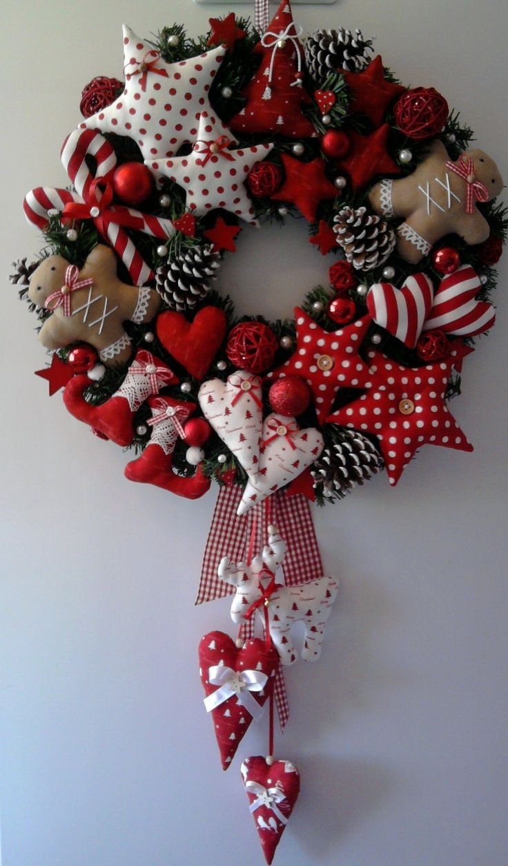 Diy Christmas Wreaths 32 - 39+ Of The Best DIY Christmas Wreath Ideas