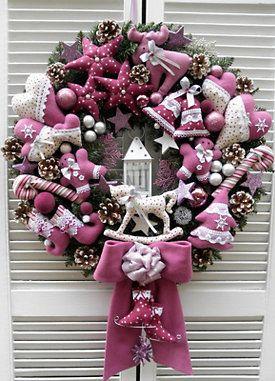 Diy Christmas Wreaths 38 - 39+ Of The Best DIY Christmas Wreath Ideas