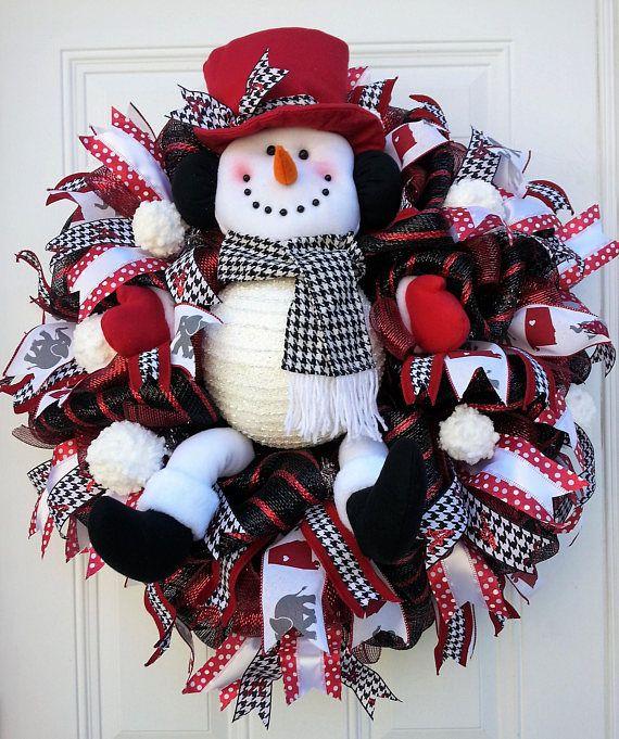Diy Christmas Wreaths 39 - 39+ Of The Best DIY Christmas Wreath Ideas