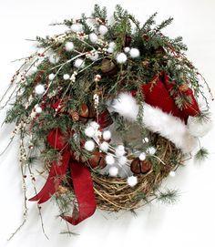 Diy Christmas Wreaths 4 - 39+ Of The Best DIY Christmas Wreath Ideas