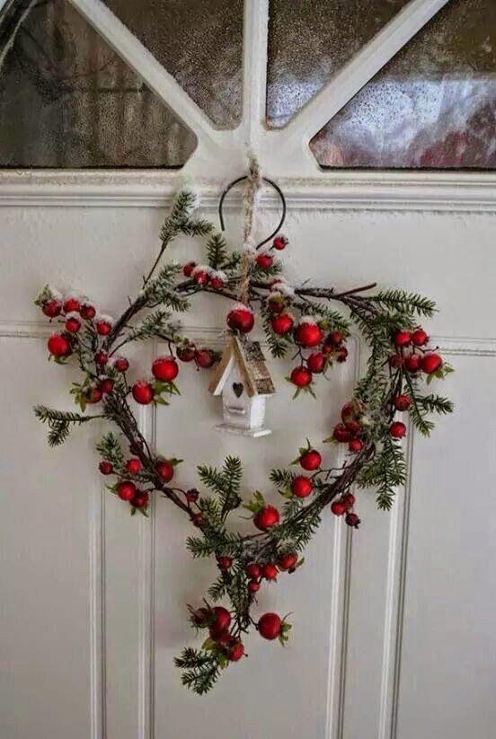 Diy Christmas Wreaths 43 - 39+ Of The Best DIY Christmas Wreath Ideas
