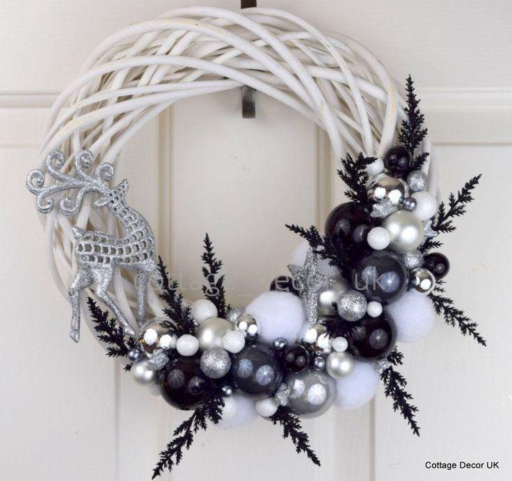 Diy Christmas Wreaths 45 - 39+ Of The Best DIY Christmas Wreath Ideas
