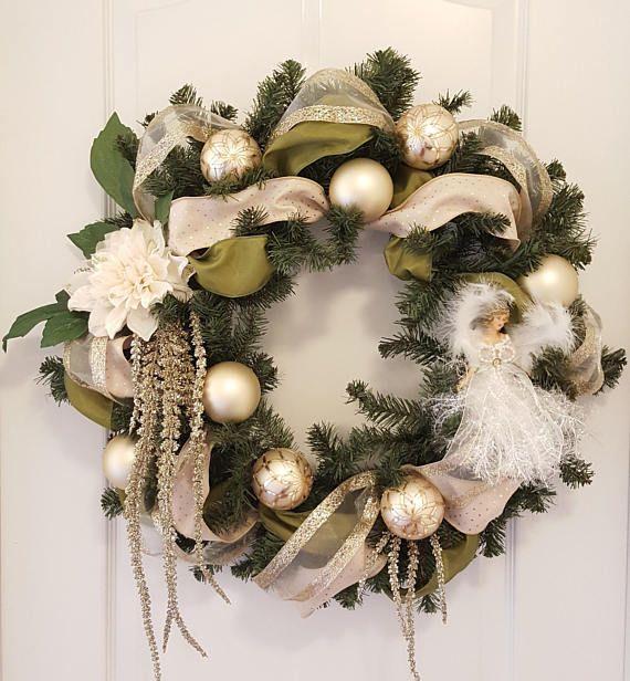 Diy Christmas Wreaths 47 - 39+ Of The Best DIY Christmas Wreath Ideas