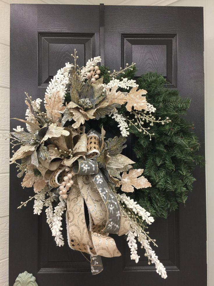 Diy Christmas Wreaths 5 - 39+ Of The Best DIY Christmas Wreath Ideas