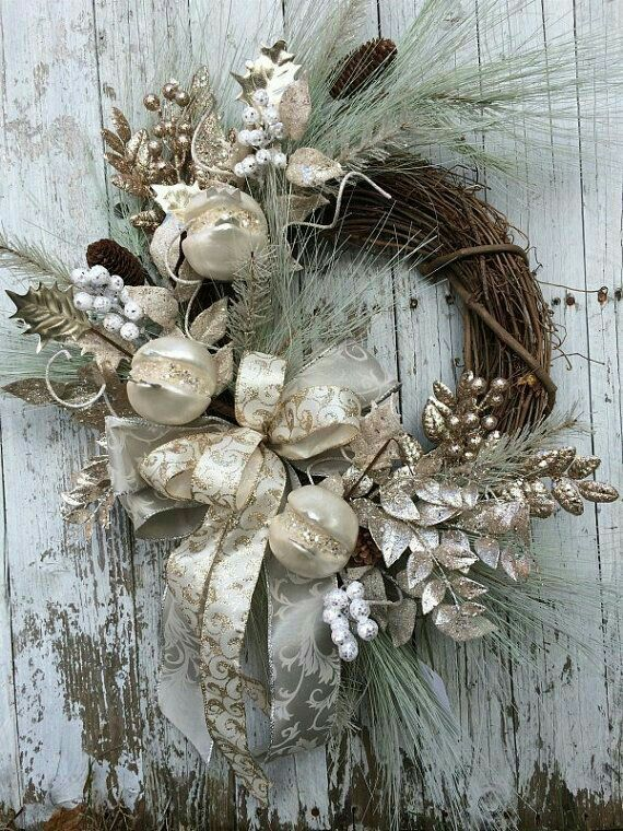 Diy Christmas Wreaths 6 - 39+ Of The Best DIY Christmas Wreath Ideas
