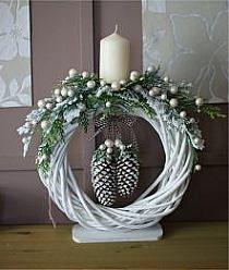 Diy Christmas Wreaths 9 - 39+ Of The Best DIY Christmas Wreath Ideas