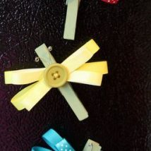 Diy Clothspin Projects 12 214x214 - 45+ Crazy DIY Clothespin Projects for Reuse