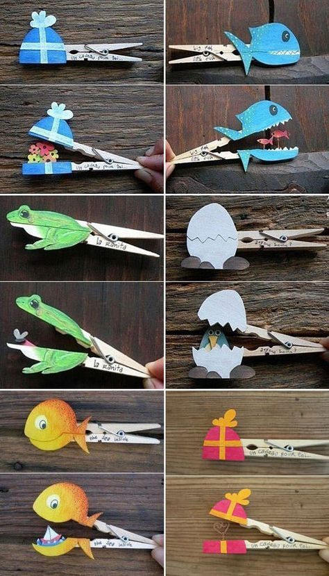 Diy Clothspin Projects 15 - 45+ Crazy DIY Clothespin Projects For Reuse