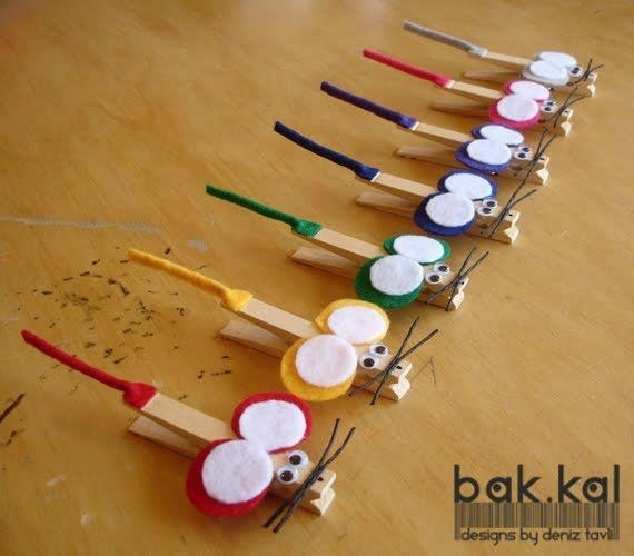 Diy Clothspin Projects 16 - 45+ Crazy DIY Clothespin Projects For Reuse