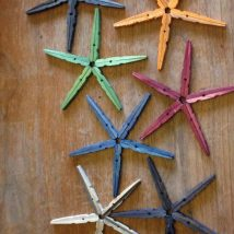 Diy Clothspin Projects 3 214x214 - 45+ Crazy DIY Clothespin Projects for Reuse