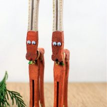 Diy Clothspin Projects 39 214x214 - 45+ Crazy DIY Clothespin Projects for Reuse
