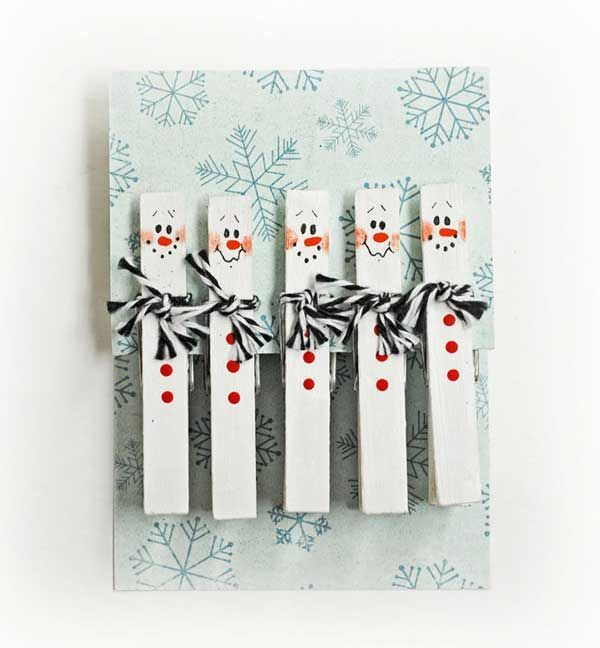 Diy Clothspin Projects 40 - 45+ Crazy DIY Clothespin Projects For Reuse