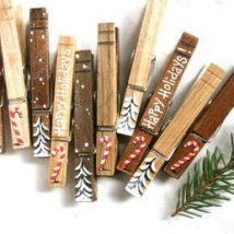 Diy Clothspin Projects 44 214x214 - 45+ Crazy DIY Clothespin Projects for Reuse