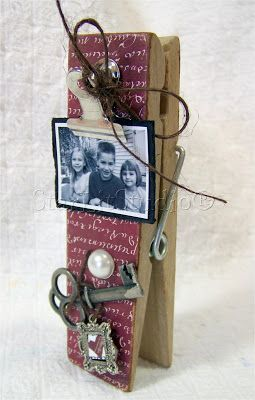 Diy Clothspin Projects 48 - 45+ Crazy DIY Clothespin Projects For Reuse