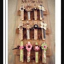Diy Clothspin Projects 9 214x214 - 45+ Crazy DIY Clothespin Projects for Reuse