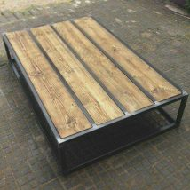 Diy Coffee Tables 11 214x214 - The Coolest DIY Coffee Tables Ideas