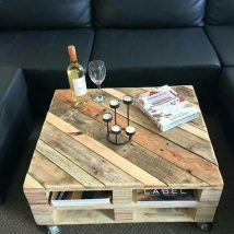 Diy Coffee Tables 12 214x214 - The Coolest DIY Coffee Tables Ideas