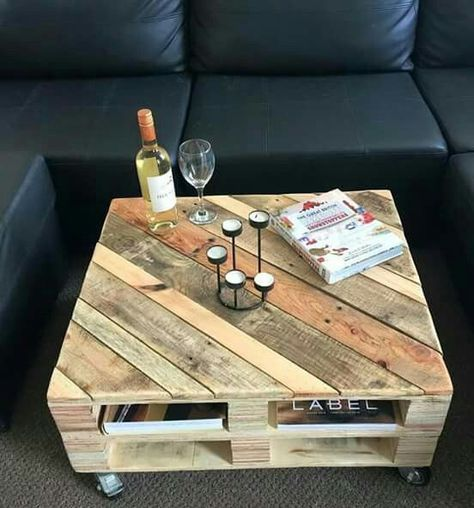 Diy Coffee Tables 12 - The Coolest DIY Coffee Tables Ideas
