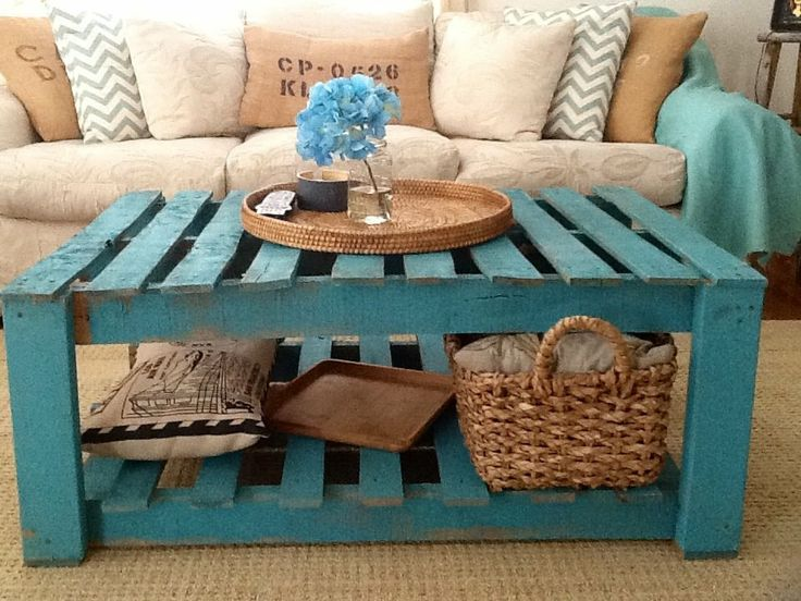 Diy Coffee Tables 13 - The Coolest DIY Coffee Tables Ideas