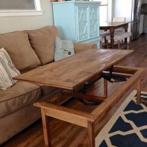 Diy Coffee Tables 16 214x214 - The Coolest DIY Coffee Tables Ideas