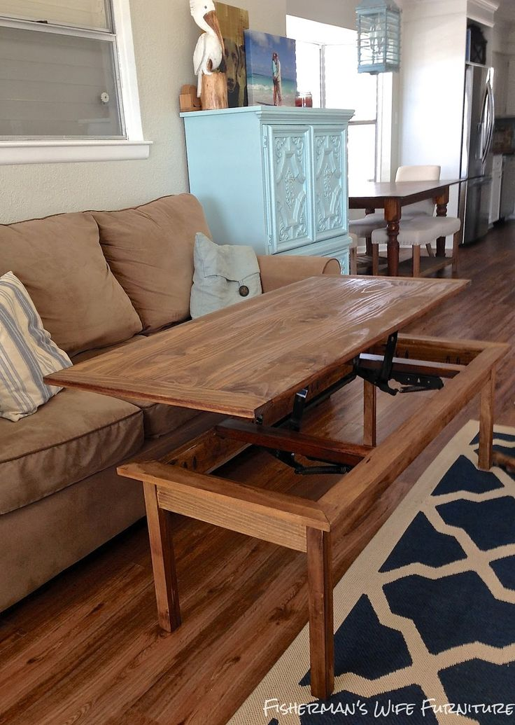 Diy Coffee Tables 16 - The Coolest DIY Coffee Tables Ideas