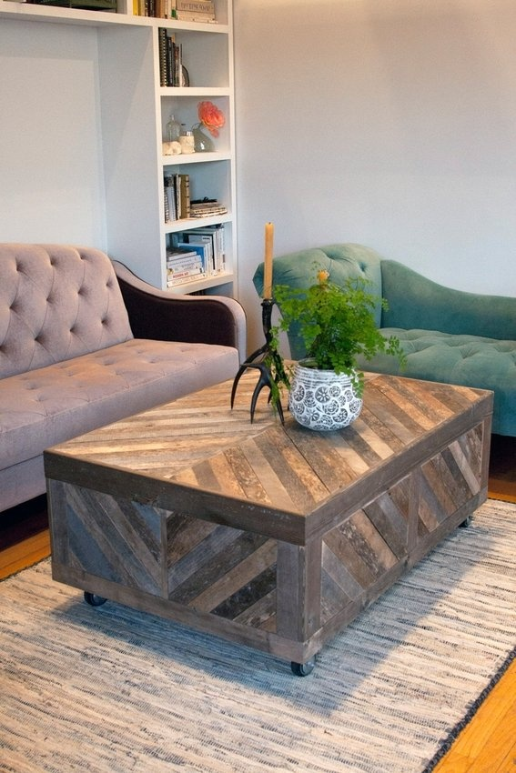 Diy Coffee Tables 17 - The Coolest DIY Coffee Tables Ideas