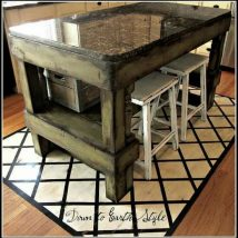 Diy Coffee Tables 18 214x214 - The Coolest DIY Coffee Tables Ideas