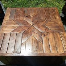 Diy Coffee Tables 19 214x214 - The Coolest DIY Coffee Tables Ideas