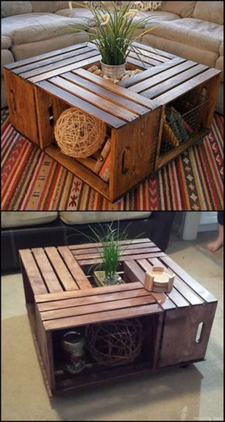 Diy Coffee Tables 2 - The Coolest DIY Coffee Tables Ideas