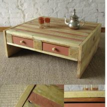Diy Coffee Tables 20 214x214 - The Coolest DIY Coffee Tables Ideas