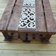 Diy Coffee Tables 21 214x214 - The Coolest DIY Coffee Tables Ideas