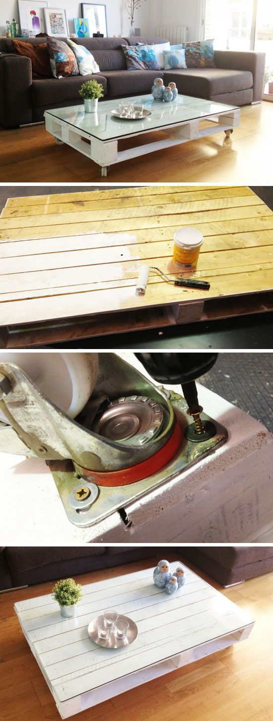 Diy Coffee Tables 22 - The Coolest DIY Coffee Tables Ideas