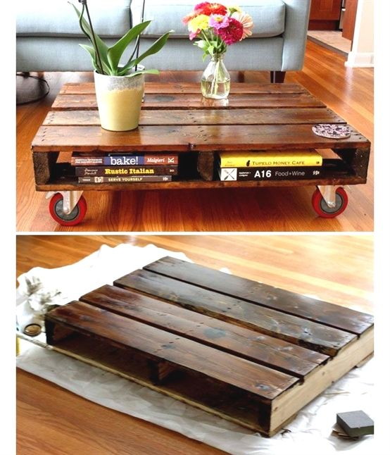 Diy Coffee Tables 23 - The Coolest DIY Coffee Tables Ideas