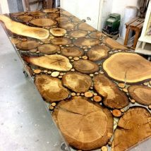 Diy Coffee Tables 30 214x214 - The Coolest DIY Coffee Tables Ideas