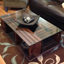 The Coolest DIY Coffee Tables Ideas