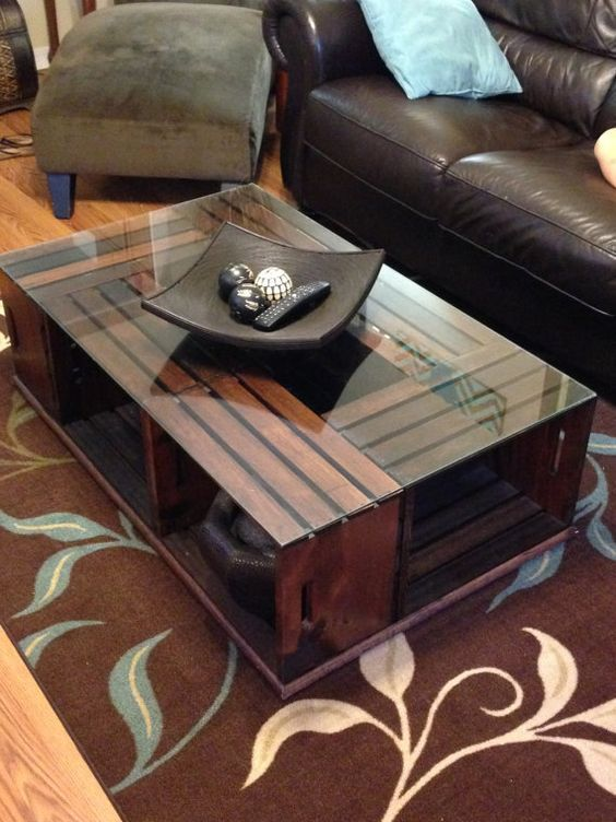 Diy Coffee Tables 4 - The Coolest DIY Coffee Tables Ideas