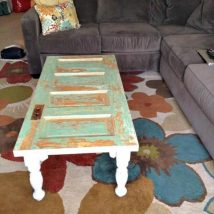 Diy Coffee Tables 41 214x214 - The Coolest DIY Coffee Tables Ideas