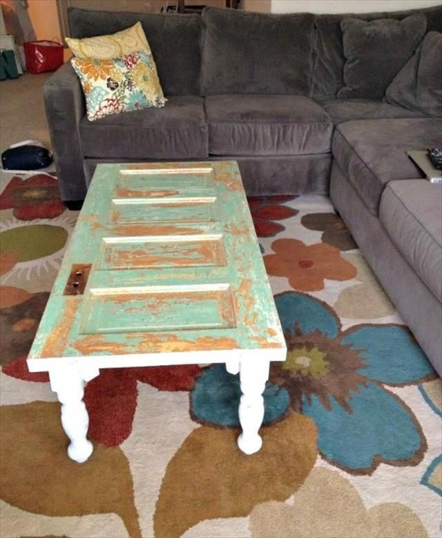 Diy Coffee Tables 41 - The Coolest DIY Coffee Tables Ideas