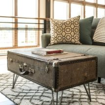 Diy Coffee Tables 42 214x214 - The Coolest DIY Coffee Tables Ideas