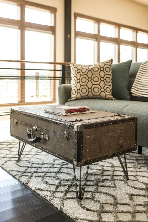 Diy Coffee Tables 42 - The Coolest DIY Coffee Tables Ideas
