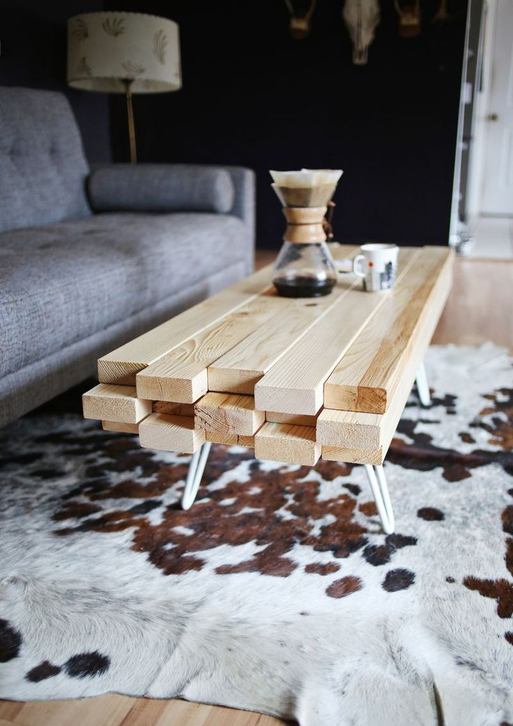 Diy Coffee Tables 43 - The Coolest DIY Coffee Tables Ideas