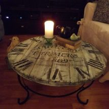Diy Coffee Tables 51 214x214 - The Coolest DIY Coffee Tables Ideas