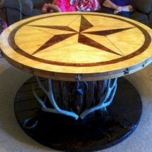 Diy Coffee Tables 53 214x214 - The Coolest DIY Coffee Tables Ideas