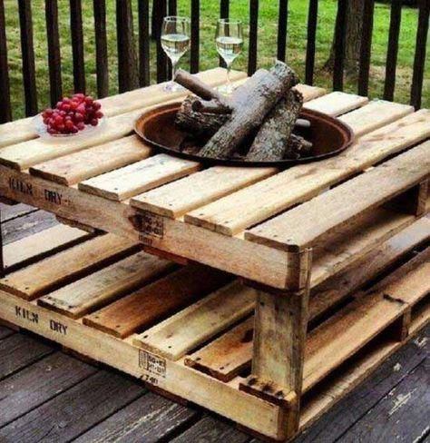 Diy Coffee Tables 6 - The Coolest DIY Coffee Tables Ideas