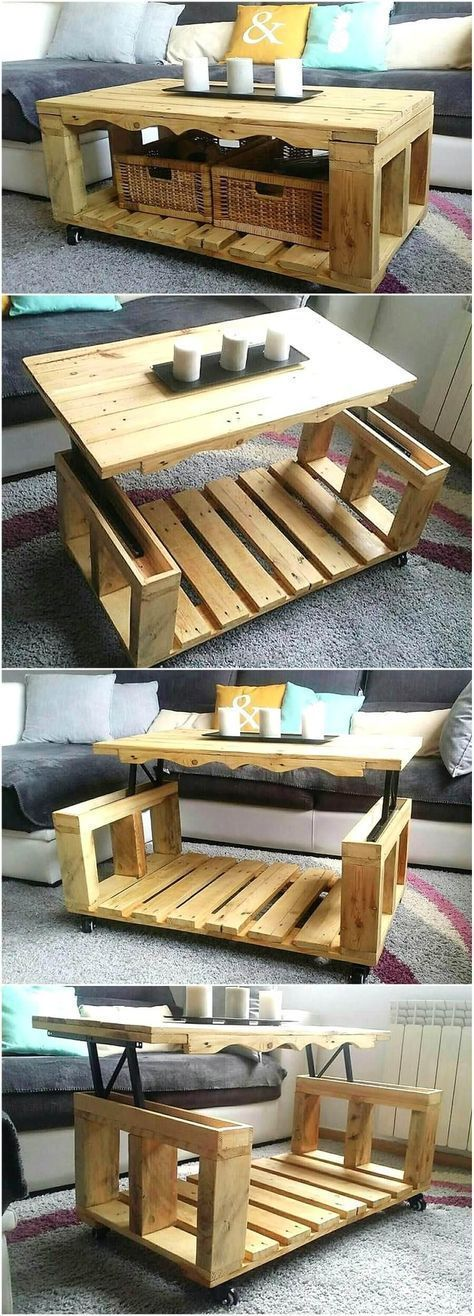 Diy Coffee Tables 7 - The Coolest DIY Coffee Tables Ideas