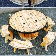 Diy Coffee Tables 8 214x214 - The Coolest DIY Coffee Tables Ideas
