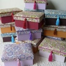 Diy Decorative Boxes 10 214x214 - Amazing DIY Decorative Boxes Ideas you will love for sure