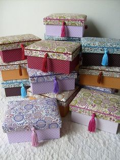 Diy Decorative Boxes 10 - Amazing DIY Decorative Boxes Ideas You Will Love For Sure
