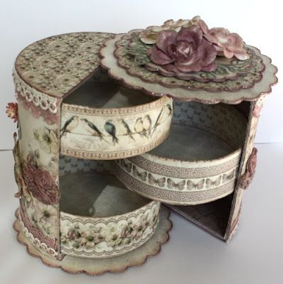 Diy Decorative Boxes 15 - Amazing DIY Decorative Boxes Ideas You Will Love For Sure